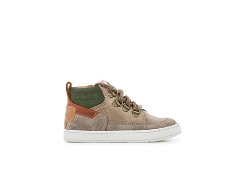 Pom d'api MOUSSE MOUNTAIN MARANELO/VELOUR TAUPE/KAKI/FOX