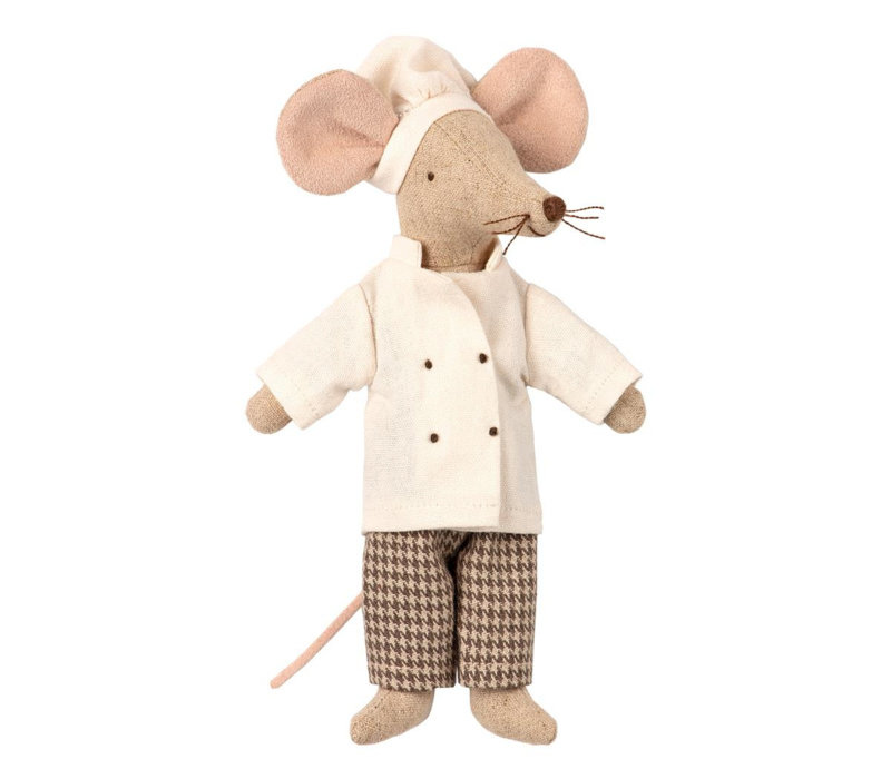 Chef clothes for mouse