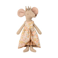 Queen clothes for mouse