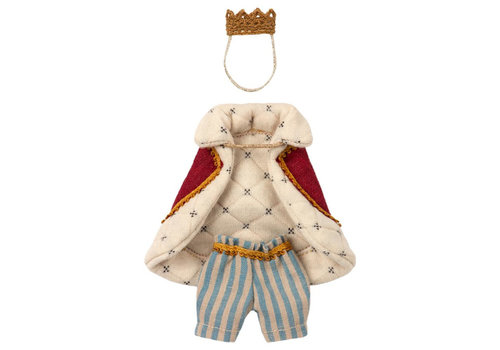 Maileg King clothes for mouse