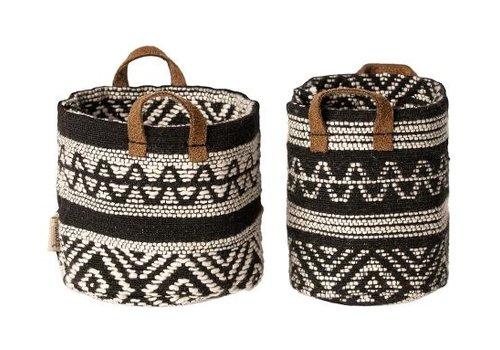 Maileg Miniature baskets, 2 pcs.