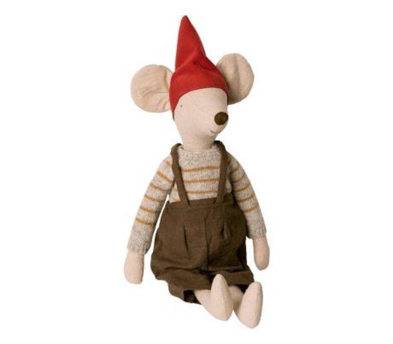 Christmas mouse, maxi - Boy