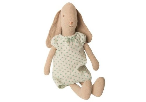 Maileg Bunny size 2, Nightgown - Mint