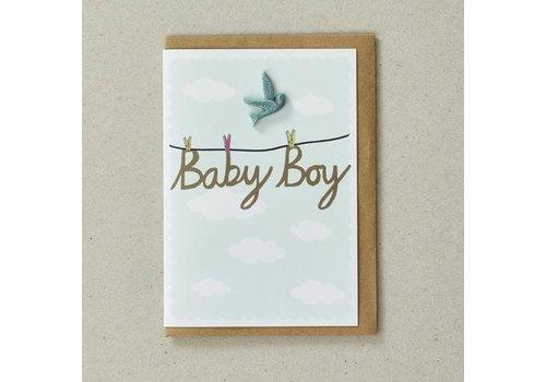 Resi Card - Baby Boy