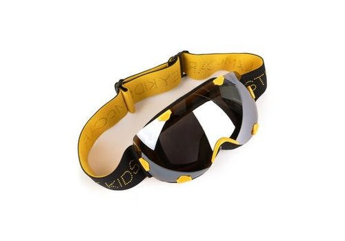 Stella McCartney Kids Ski goggles / sunglasses, yellow / black