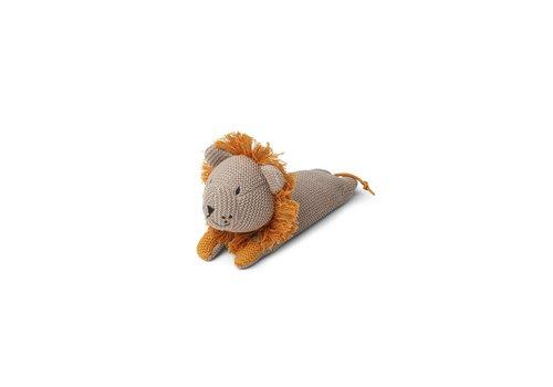 Liewood Missy Knit Teddy - Lion stone beige