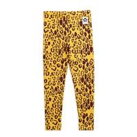 Leopard leggings Yellow