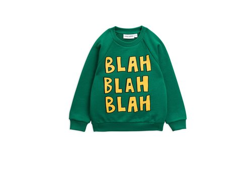 Mini Rodini Blah sp sweatshirt Green
