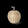 Ferm Living Apple Braided Storage - Natural