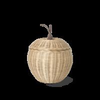 Apple Braided Storage - Natural