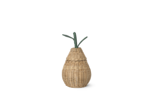 Ferm Living Small Pear Braided Storage - Natural