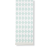 Ferm Living Harlequin Wallpaper Mint