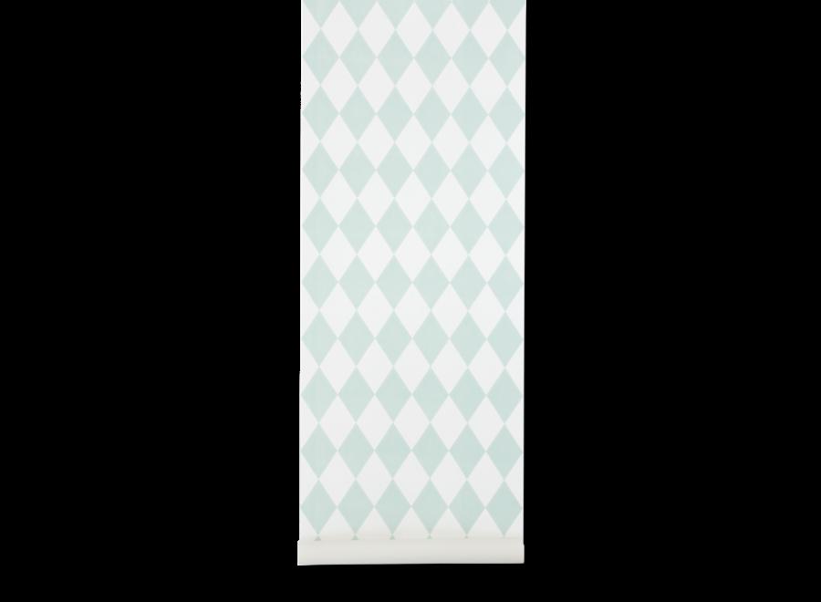 Harlequin Wallpaper Mint