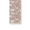 Ferm Living Katie Scott Wallpaper - Animals Dusty Rose