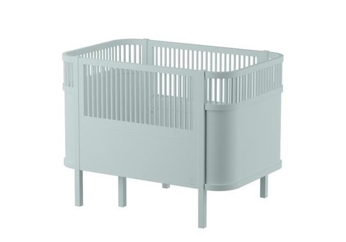 Sebra The Sebra Bed, Baby & Jr., mist green