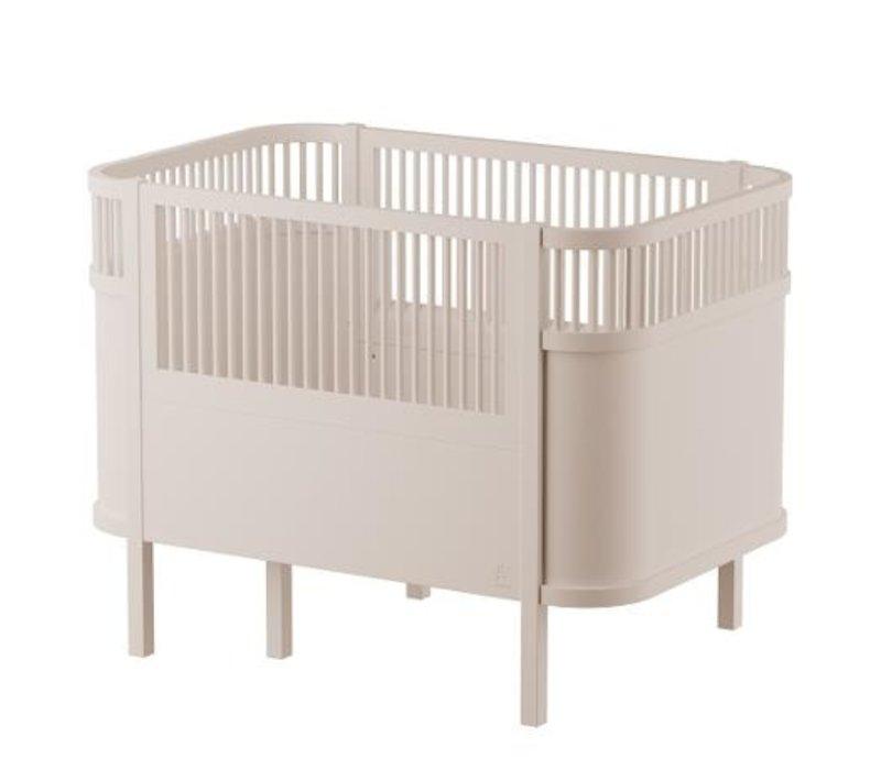 The Sebra Bed, Baby & Jr., birchbark beige