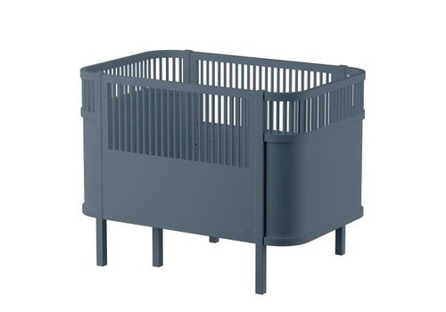 Sebra The Sebra Bed, Baby & Jr., forest lake blue
