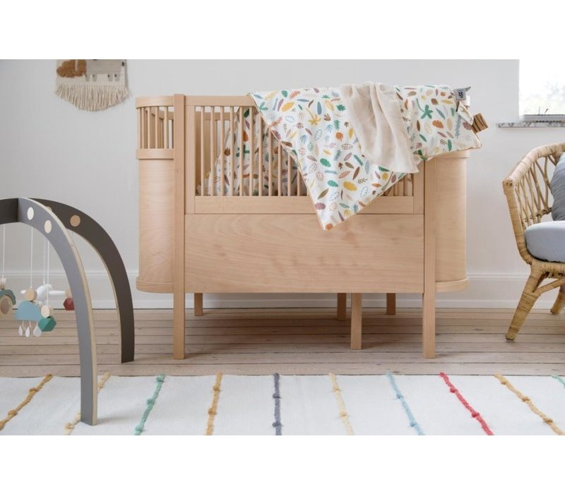 The Sebra Bed, Baby & Jr., Wooden Edition