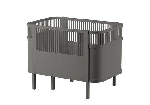 Sebra The Sebra Bed, Baby & Jr. dark grey