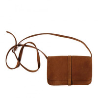 BAG, LUNCH BREAK // Cognac used look