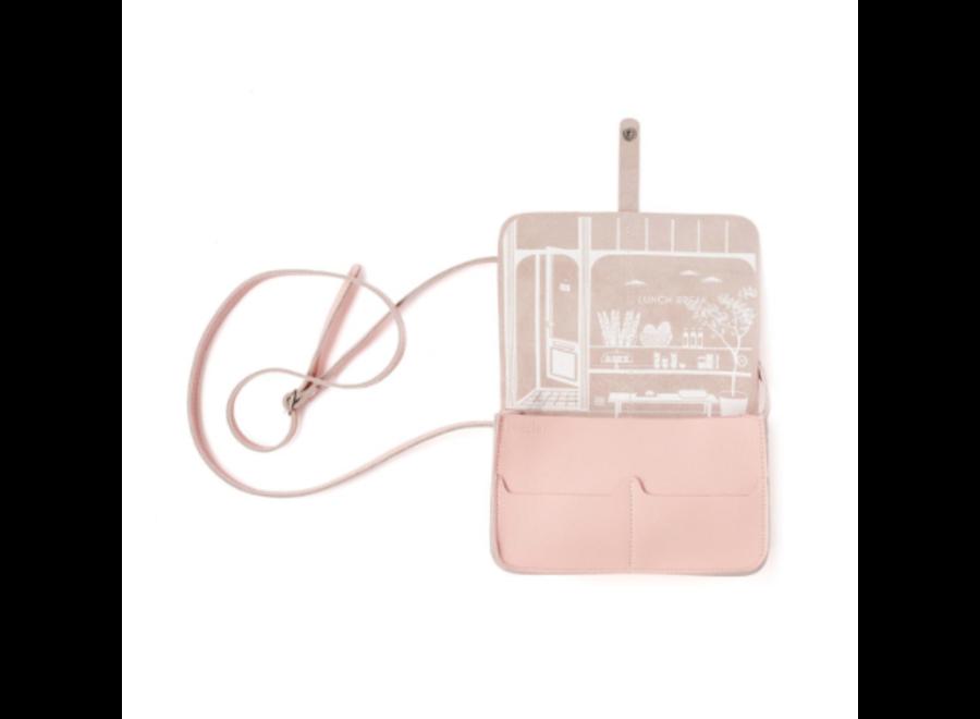 BAG, LUNCH BREAK // Soft Pink