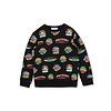 Stella McCartney Kids Hello Sunshine Sweat Black/Multicolor