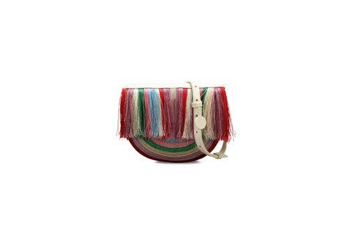 Stella McCartney Kids Shoulder Bag With  Glitt Rainbow Cloud