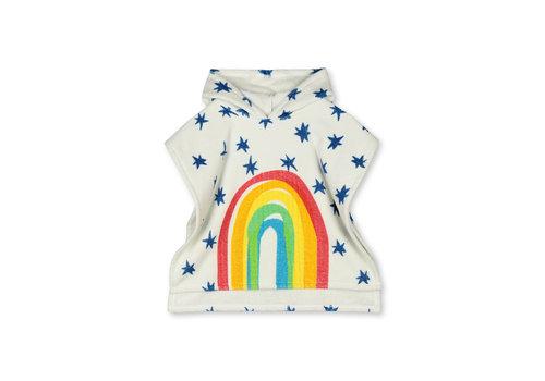 Stella McCartney Kids Towel With Rainbow & Stars Pr Cloud