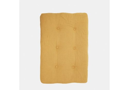 Olli Ella Strolley Mattress - Mustard