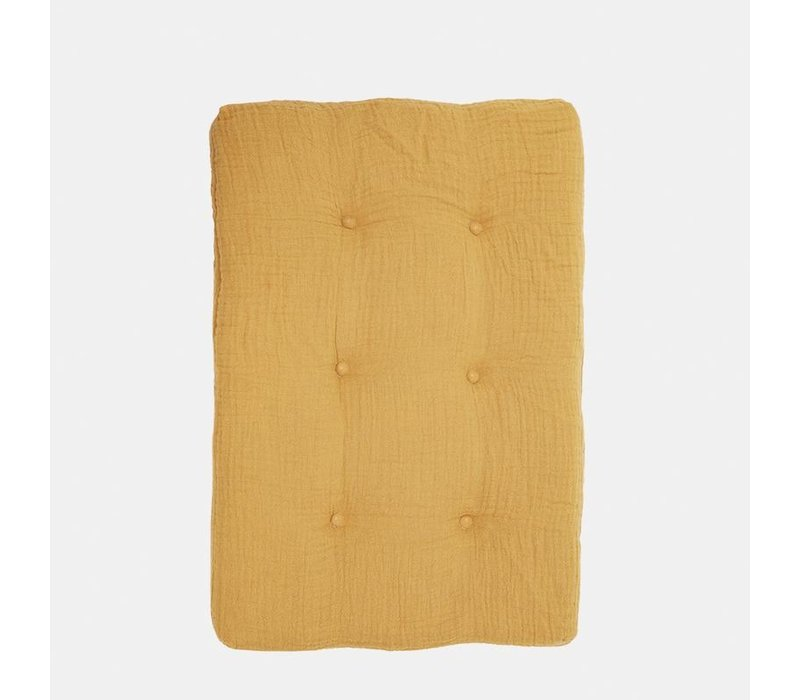 Strolley Mattress - Mustard
