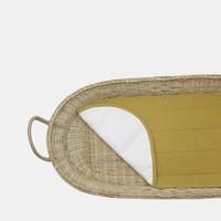 Luxe Organic Cotton Liner - Mustard