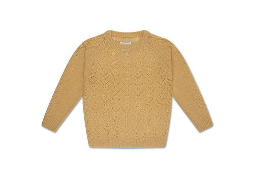 Repose AMS Knit Sweater Pale Yellow