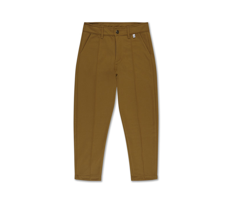 Track Pantalon Khaki Golden Green