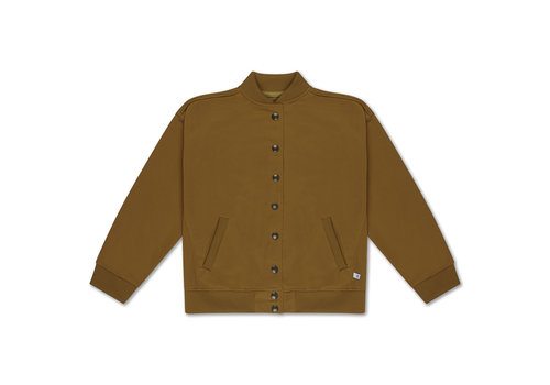 Repose AMS Track Bomber Khaki Golden Green