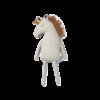 Ferm Living Safari Cushion - Horse Natural