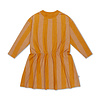 Repose AMS Skater Dress Golden Block Stripe