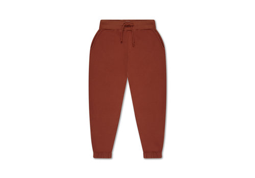 Repose AMS Sweatpants Greyish Crab Red