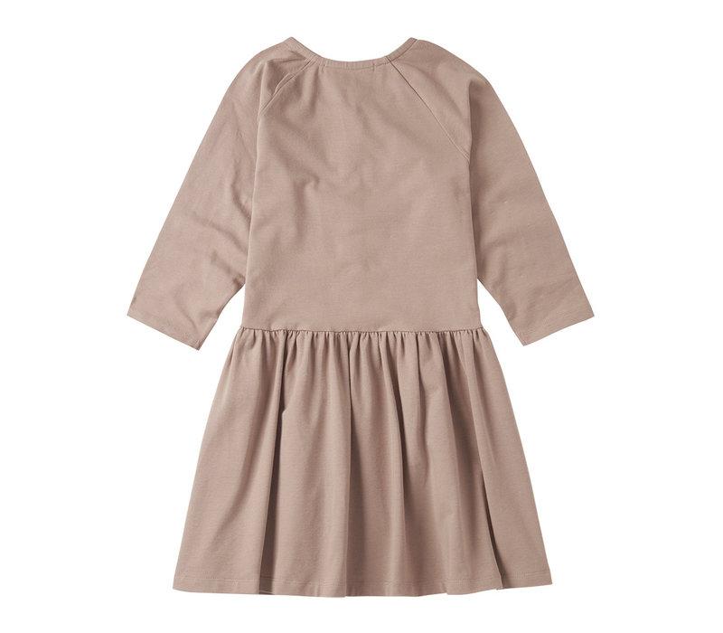 Jersey Dress Fawn