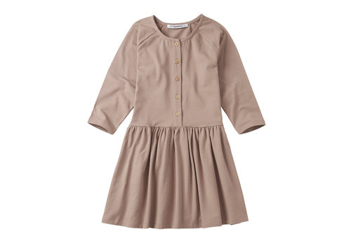 MINGO Jersey Dress Fawn