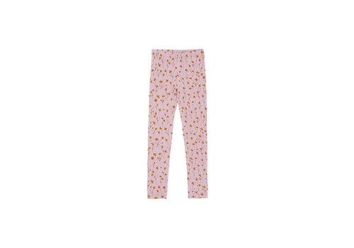 Soft Gallery Paula Leggings Dawn Pink, AOP Buttercup S