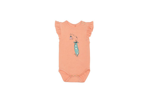 Soft Gallery Frida Body Peach Bloom, Peas