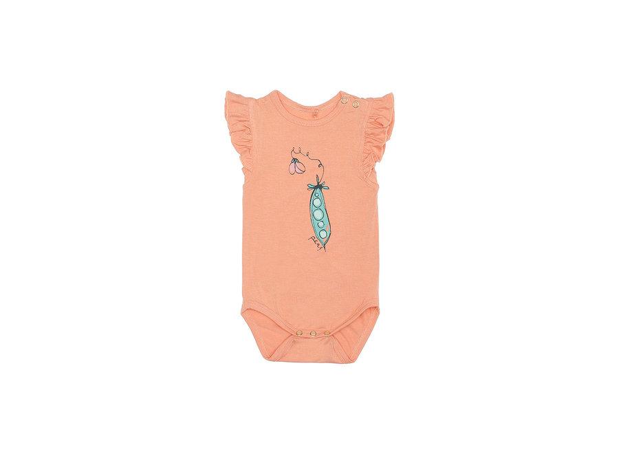 Frida Body Peach Bloom, Peas