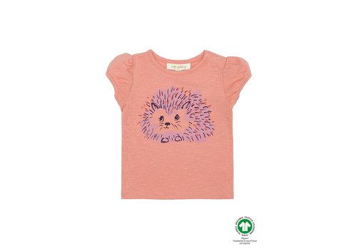Soft Gallery Frannie T-shirt Tawny Orange, Hedgy