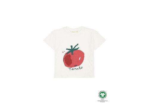 Soft Gallery Dharma T-shirt Gardenia, Tomato