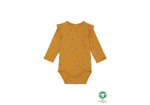 Soft Gallery Fifi Body Sunflower, AOP Clover