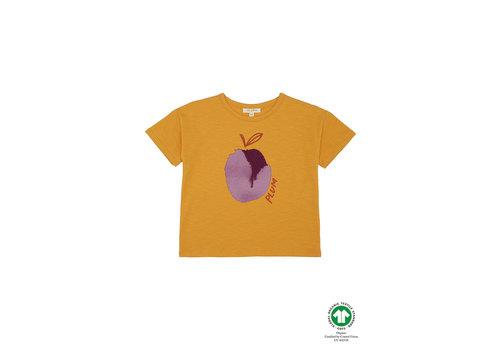 Soft Gallery Dharma T-shirt Sunflower, Plum