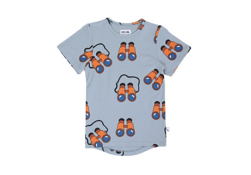 CarlijnQ Binocular - t-shirt drop back