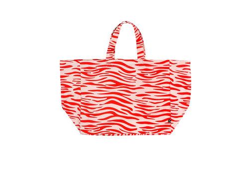 CarlijnQ Tiger - beach bag