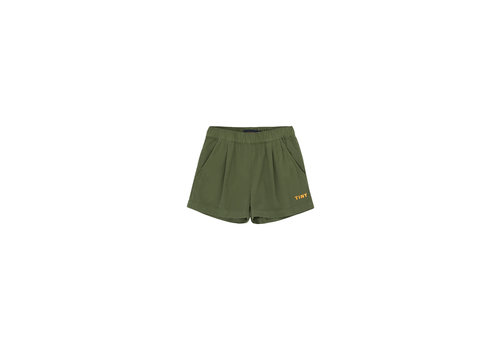 Tiny Cottons Tiny Short Olive Dark Green
