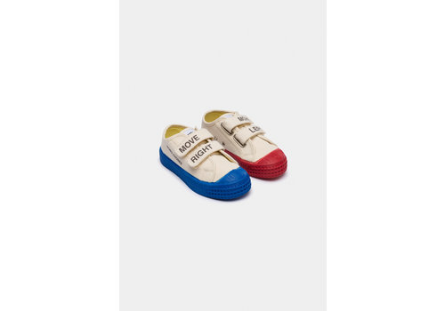 BOBO CHOSES Left Right Trainers Turtledove